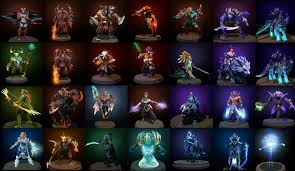 i like to mix sets items and here are some of my favorites dota2