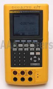 fluke 744 documenting process calibrator hart 275 click for larger image click for larger image