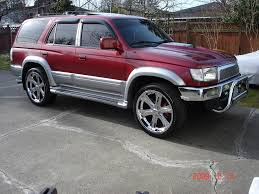 Toyota 4Runner. price, modifications, pictures. MoiBibiki