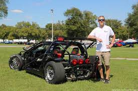 """Cleetus McFarland's """"Leroy"""" to Compete at LS Fest West - Holley Motor Life"""