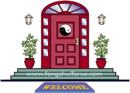 feng shui front doorSelecting or Choosing the Main Door in Feng Shui