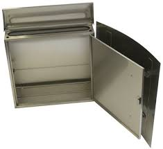 open residential mailboxes. Torgen Wall Mount Mailbox Open Door Open Residential Mailboxes