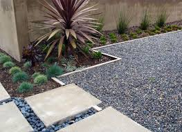 Gravel Garden Design Pict Simple Design Inspiration