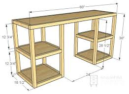 brilliant simple desks. Kids Desk Plans Brilliant 32 Best Images On Pinterest Desks Furniture And For 9 Simple