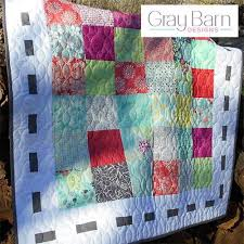 283 best Baby Quilt Patterns images on Pinterest | Quilt patterns ... & 36 Charm Street Baby Quilt Pattern Adamdwight.com