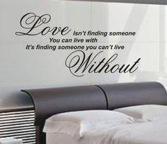 love isn t finding wall art sticker quote 4 sizes bedroom wall stickers wa07 on wall art sayings for bedroom with bedroom wall decal master bedroom wall decal wall decals for the