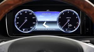Every new mercedes model until 2021. 2014 S Class Instrument Cluster Mercedes Benz Usa Owners Support Youtube