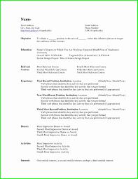 Free Resume Builder Microsoft Word New Download Microsoft Word