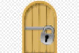 padlock door handle clip art padlock