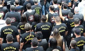 Resultado de imagem para I - POLÍCIA PENAL – UMA PENA PARA O SISTEMA PENITENCIÁRIO BRASILEIRO