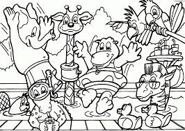 Leuk Voor Kids Ariel De Kleine Zeemeermin Kleurplaten 120 Kreeft
