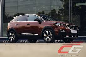 2018 peugeot suv. Brilliant Suv Peugeot Philippines Is Now Making Available The Muchawaited European Car  Of Year 3008 SUV Available Exclusively In GT Line Trim  Throughout 2018 Peugeot Suv