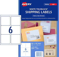 avery 6 up label template 53 50 label avery laser l7166 6 per sheet 99 1mm x 93 1mm 959007