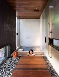Bathroom Japanese bath and shower