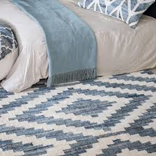 ananya handwoven up cycled fair trade cotton floor rug eco homewares australia floor