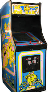 Ms Pacman Cabinet Ms Pac Man Wikipedia