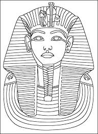 Small Picture Egyptian Mummy Coloring Pages Cecilymae