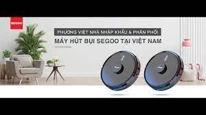 PVHCM] - GIỚI THIỆU ROBOT HÚT BỤI SEGOO - YouTube