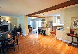 Painting An Open Kitchen And Living Room Impressive Home Design - Open floor plan kitchen