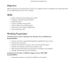 Example Skills For Resume Best Example Skills In Resumes Engneeuforicco