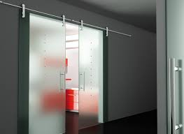 type of interior sliding glass doors
