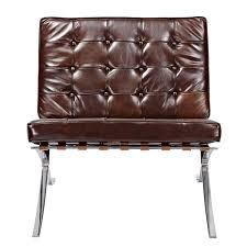 vintage italian barcelona style dining. Barcelona Style Chair \u0026 Ottoman Chairs Free Shipping Vintage Italian Dining