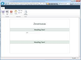 Form Library Sharepoint 2010 Vardhaman Deshpande View Edit Infopath Forms In The Sharepoint