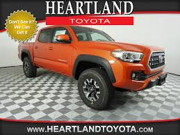 New 2018 Toyota Tacoma TRD Off Road Double Cab 5' Bed V6 4x2 AT ...