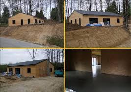 Charpente Construire Sa Maison Bois Kitabita Le Blog