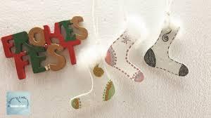 Diy Weihnachten Baumschmuck Aus Modelliermasse Selber