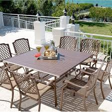 agio international panorama outdoor 9 piece high dining patio set. shianco corp patio furniture agio international panorama outdoor 9 piece high dining set