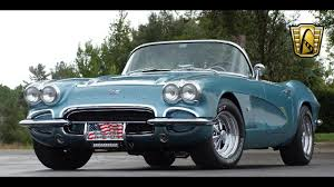 1962 Chevrolet Corvette Gateway Classic Cars Orlando #628 - YouTube