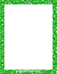 Download Green Border Frame Png Transparent Picture Free