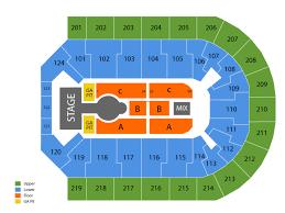 Denny Sanford Premier Center Seating Chart Cheap Tickets Asap