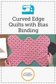 48 best ideas about Quilting on Pinterest | Fabrics, Half square ... & Curved Edge Quilts with Bias Binding Adamdwight.com