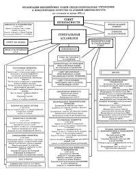 Дипломная работа Миротворческая роль Организации Объединенных  В свою очередь Генеральная Ассамблея выполняет множество функций так как от ее работы зависит функционирование все комитетов