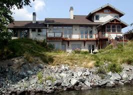 Lake View Home Plans  Lake House Floor Plans  Craftsman Home Designs