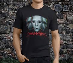 Jabbawockeez T Shirt Design Custom Design T Shirts Crew Neck New Popular Jabbawockeez Mask Black Mens Tshirt S 3xl Comfort Soft Short Sleeve Shirt For Men Buy Cool Shirts Online