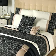 black and gold duvet cover home white black gold single duvet cover set for covers remodel