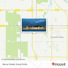 How To Get To Alerus Center In Grand Forks By Bus Moovit