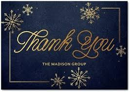 Electronic Thank You Card Free Holiday Thank You Cards Handwritten Personalized Costco
