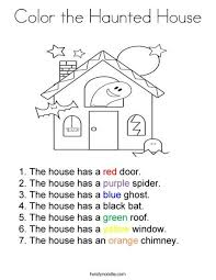 Small Picture 94 best Halloween Coloring Pages Worksheets and Mini Books