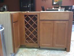 wine rack cabinet. Wine Rack Cabinet In Kitchen Island   Installing 30 Inch Base Next To Cabinets-img_0166.jpg