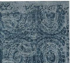 blue and white rug 8x10 area rugs with blue printed wool rug blue pottery barn blue