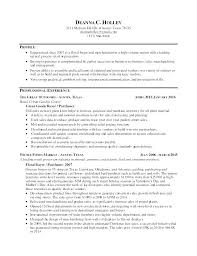 Concierge Resume Sample Resume Bank