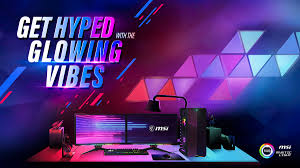 Msi Mystic Light Utility Mystic Light Rgb Gaming Pc Recommended Rgb Pc Parts