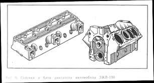 Реферат Кривошипный механизм ru Объединение цилиндров и картера в один блок значительно повышает жесткость двигателя снижает его размеры и вес жесткость препятствует деформациям и