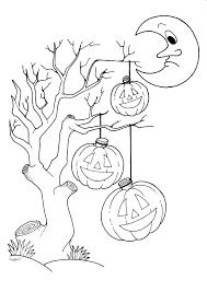 Idea 20 Disegni Di Halloween Da Colorare Per Bambini Aestelzer