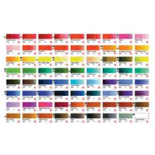 Gamblin Artist Oil Paint Chart Jacksons Art Supplies