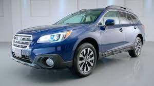 2017 Subaru Outback Review Best Midsize Suv Subaru Outback Subaru